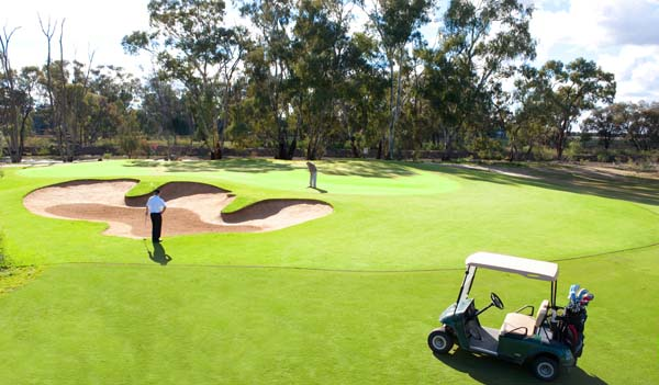 cluBarham Golf & Sports is known as one of the major golfing destinations along the Murray River
