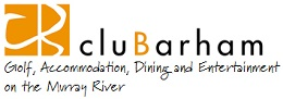 cluBarham - Golf, Accommodation, Dining and Entertainment on the Murray River